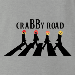 the beatles abby road t-shirt white