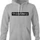 Funny Blackberry parody - Crackberry hoodie ash