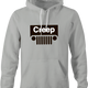 funny Creep Jeep Mashup For Creepy People t-shirt Ash Grey hoodie