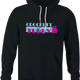 funny Miami Vice Parody Crockett And Tubby Parody black hoodie