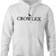 Funny Crowlex Luxury Watches - Crow Mashup White Hoodie