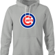 Funny Baseball Chicago Cunts Offensive Parody T-Shirt Ash Grey Hoodie