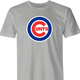 Funny Baseball Chicago Cunts Offensive Parody Men's T-Shirt