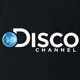 Funny Disco Music Channel Discovery Network Mashup black t-shirt