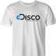 Funny Disco Music Channel Discovery Network Mashup White Men's T-Shirt