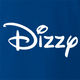 funny dizzy lightheaded disney mashup royal Blue t-shirt