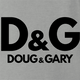 Funny Doug and Gary ash grey t-shirt
