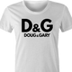 Funny Doug and Gary women's t-shirt