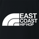 funny east coast hip hop northface rap parody t-shirt black