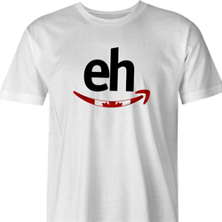 funny Canadian Eh - Amazon Canada Parody white men's t-shirt