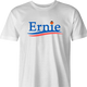 funny Ernie From Sesame Street For President white men's t-shirt