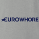 EuroWhore Eurosport TV channel sports FIFA t-shirt ash