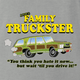 Family Truckster national lampoons family vacation parody t-shirt grey