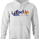 Funny The Room Fed Up With This World hoodie