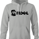 fidel castro dell computers ash hoodie