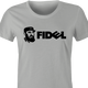 fidel castro dell computers ash women's t-shirt