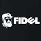 fidel castro dell computers black t-shirt