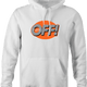 Funny F*ck Off! Mosquito Repellant Spray Parody Parody t-shirt white  hoodie