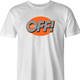 Funny F*ck Off! Mosquito Repellant Spray Parody Parody men's t-shirt