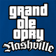 Funny GTA Nashville grand ole opry parody t-shirt royal blue