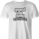 Funny GTA Nashville grand ole opry parody t-shirt white men's