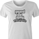 Funny GTA Nashville grand ole opry parody t-shirt white women's