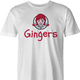 Funny Gingers Red Head men's T-shirt
