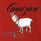 Funny Mozart is The Goat Mashup Parody Parody Red T-Shirt