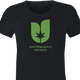 Funny Good things grow in ontario weed women's t-shirt
