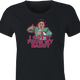 got it from daddy kim jong un north korea black women's t-shirt