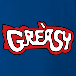 funny Greasy Trailer Park Boys Grease Parody Mashup men's t-shirt