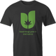 Funny Good things grow in ontario weed men's t-shirt