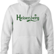 Funny breaking bad heisenberg carlsberg beer white hoodie