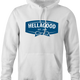 funny Hellmans mayonaisse Hellagood t-shirt white men's hoodie
