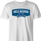 funny Hellmans mayonaisse Hellagood t-shirt white men's