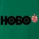 Funny Hobo Television Network Green T-Shirt