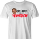 funny Fauci Is My Homeboy - Coronavirus COVID-19 Parody white men's t-shirt