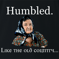 Funny weird humbled like the old country men's t-shirt