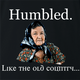 Funny weird humbled like the old country black t-shirt