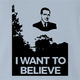 ant to believe brian williams alien light blue t-shirt