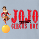 funny Chris Farley JoJo the idiot circus boy SNL parody t-shirt red