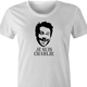 je suis charlie day white women's t-shirt