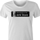 the jerk store women's t-shirt