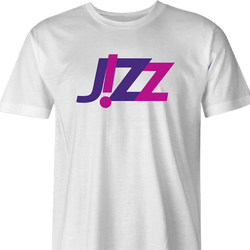 jizz air t-shirt white