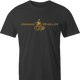 johnnie walker wheeler men's black t-shirt