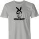 kim jong un jongboy north korean playboy  men's ash t-shirt