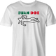 Funny Mexican Juan Doe men's t-shirt