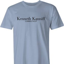 kenneth cole ken kanniff eminem light blue t-shirt men's