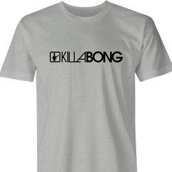 funny Killer Bong Weed Parody men's t-shirt