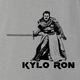kylso ron swanson star wars men's t-shirt white